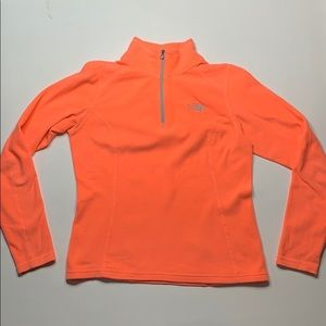 The North Face 1/4 Long Sleeve Fleece